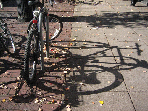 i'll be seeing 4 bike_and_shadow
