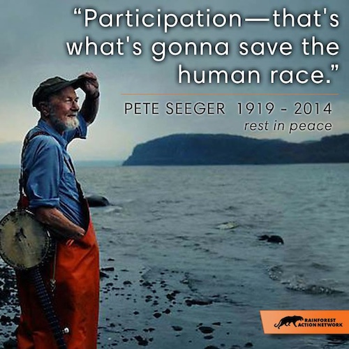 on a wing revisited 1 PeteSeeger